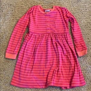 Hanna Andersson Girls play dress/day dress sz 120